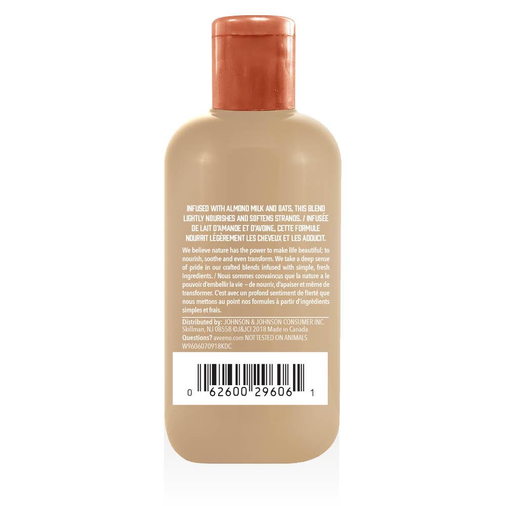 Flacon de 97 ml du lait sans rinçage pour les cheveux Aveeno au lait d'avoine