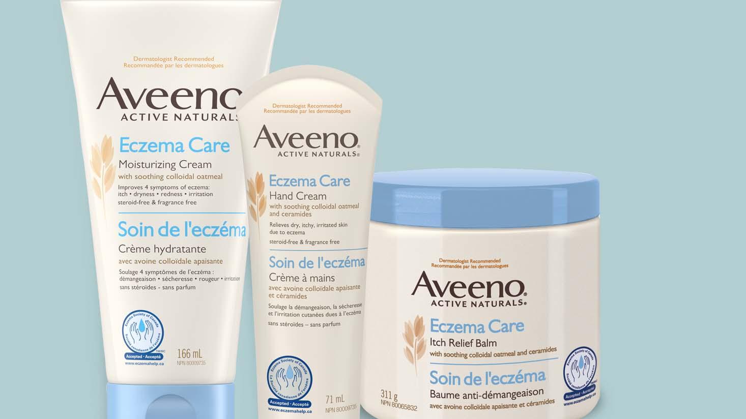 AVEENO® Eczema Care