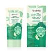 Tube et boîte du masque pelable pour le visage Aveeno Pur et mat