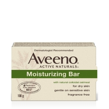 aveeno moisturizing body bar box