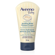 aveeno fragrance free soothing cream tube