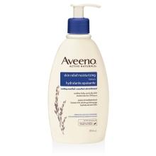 aveeno skin relief moisturizing body lotion pump