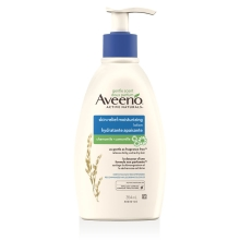 aveeno skin relief chamomille lotion pump