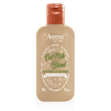aveeno leave in hair milk bottle