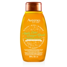 aveeno apple cider hair conditioner bottle
