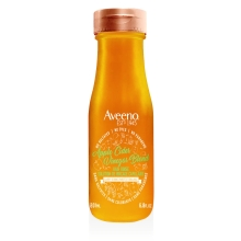aveeno apple cider hair rinse bottle