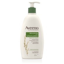 aveeno daily moisturizing body lotion pump