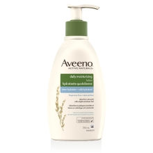 aveeno daily moisturizing sheer body lotion pump
