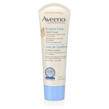 aveeno eczema care hand lotion tube