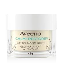 AVEENO® Calm + Restore Sensitive Skin Oat Gel Moisturizer 48g Jar