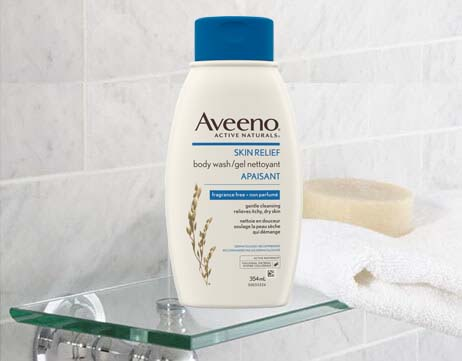 AVEENO® Skin Relief Fragrance-Free Body Wash